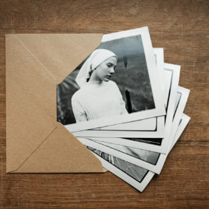 5 Vintage Darkroom Postcards